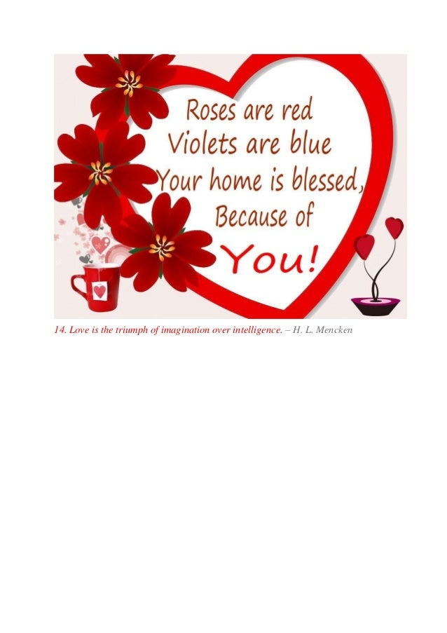 louis ginsberg 5 - Sweet Valentines Day Quotes