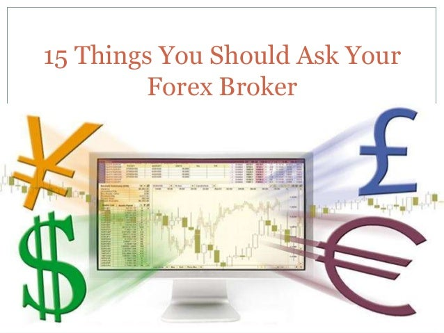 What forex broker should i use