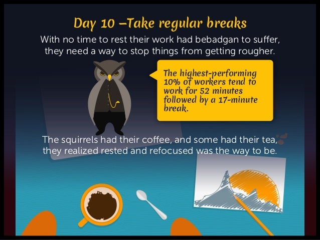 ♥ ɔ …· Prepare presentation on new goal setting tool (Squirreldone) ♥ ɔ …· Have a business lunch with @Wolf Urgent Importa...