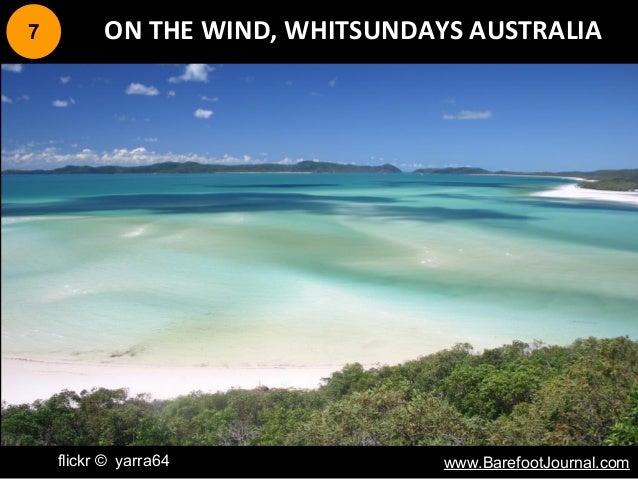 7 ON THE WIND, WHITSUNDAYS AUSTRALIA flickr © yarra64 www.BarefootJournal.com
