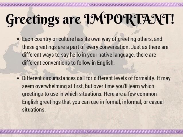 15 ways to say hello in english greetings are important m4hsunfo
