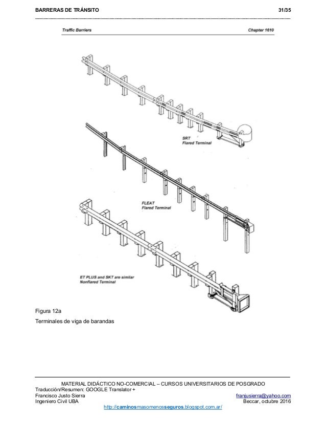 15 wsdot c1610 barreras tránsito