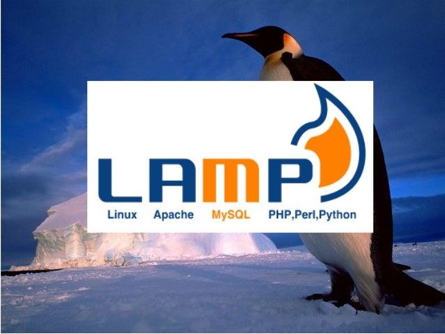 IntroduçãoIntrodução O termo LAMP se refere a quatro componentes chave queO termo LAMP se refere a quatro componentes chav...
