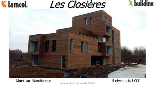 Les Closières Mont-sur-Marchienne 5 niveaux full CLTLuxembourg Créative Libramont 06-06-20116