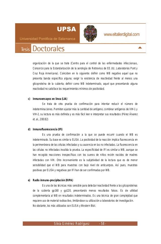Silvia Giménez Rodríguez - 58 - organización de la que se trate (Centro para el control de las enfermedades infeccionsas, ...