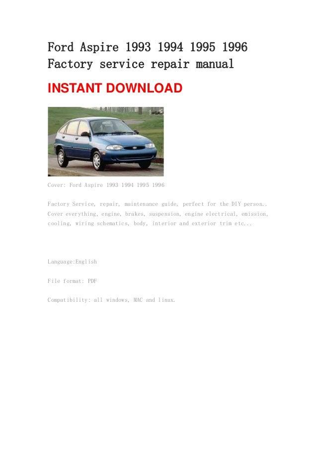 ford aspire manual browse manual guides u2022 rh trufflefries co aspire z5771 service manual aspire 9420 service manual