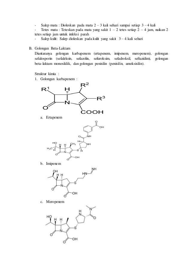 Antibiotik Meropenem Pdf