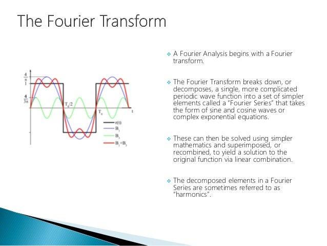 Data Science - Part XVI - Fourier Analysis