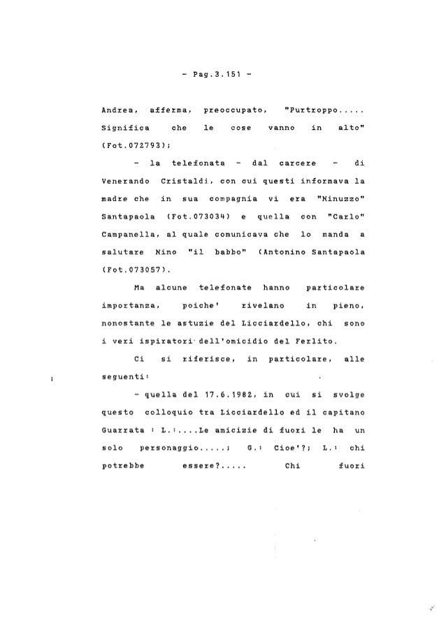 Maxiprocesso di Palermo, Istruttoria] - Volume 16