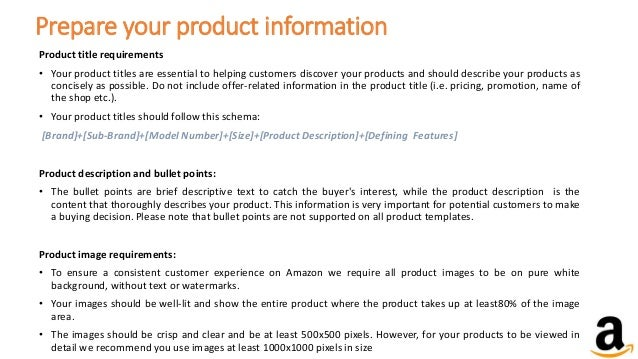 If The Products Are Not On Amazon