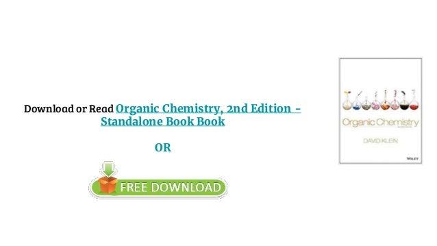 organic chemistry pdf free download