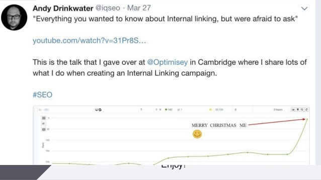 craig@craigcampbellseo.co.uk Twitter: @craigcampbell03 Thank You #searchleeds @craigcampbell03