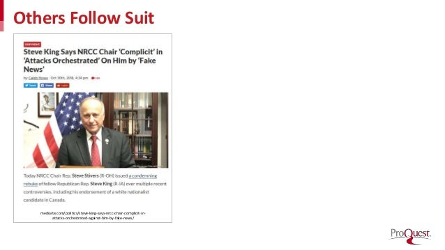Others Follow Suit mediaite.com/politics/steve-king-says-nrcc-chair-complicit-in- attacks-orchestrated-against-him-by-fake...