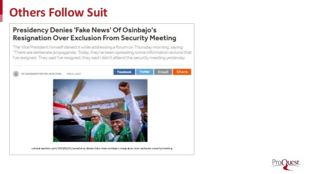 Others Follow Suit saharareporters.com/2019/02/21/presidency-denies-fake-news-osinbajos-resignation-over-exclusion-securit...