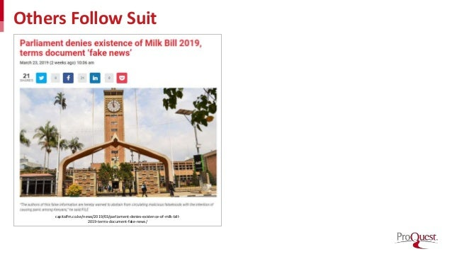 Others Follow Suit capitalfm.co.ke/news/2019/03/parliament-denies-existence-of-milk-bill- 2019-terms-document-fake-news/