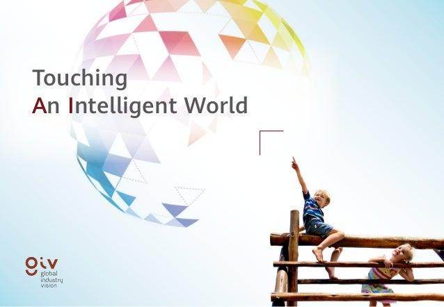 Touching An Intelligent World