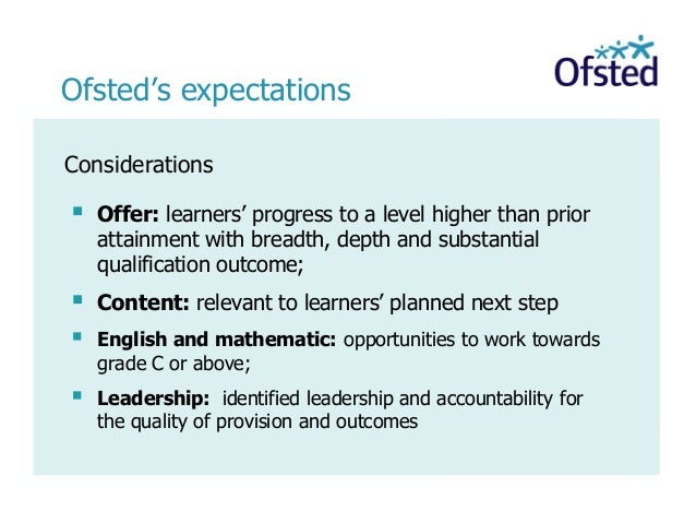 Stantonbury Campus » Ofsted