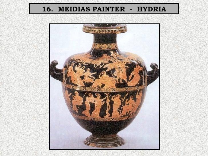 16.  MEIDIAS PAINTER  -  HYDRIA