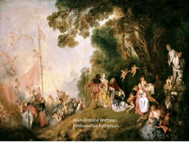 Jean-Antoine Watteau: Pyhiinvaellus Kytheraan