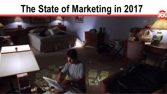 The State of Marketing in 2017