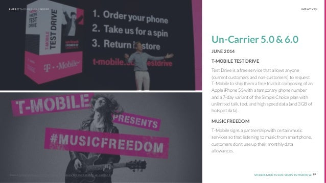 Case Study T Mobile Un Carrier