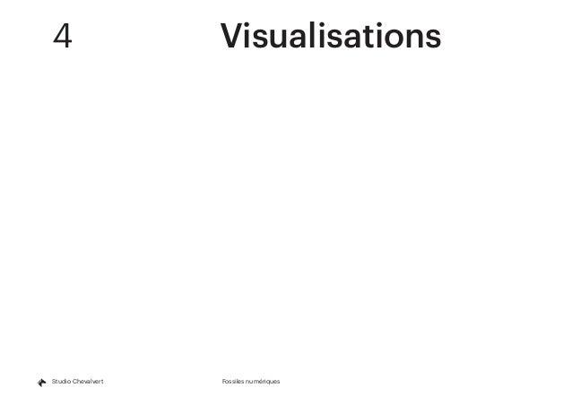 Fossiles numériquesStudio Chevalvert 4Visualisations