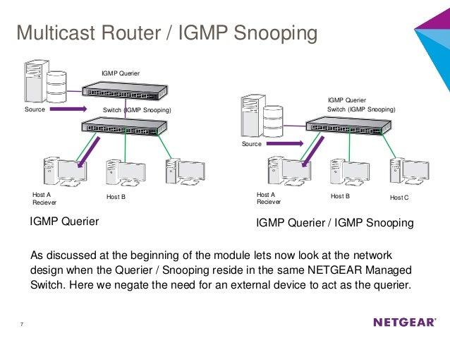 Webinar NETGEAR - Prosafe Switch - Come configurare il