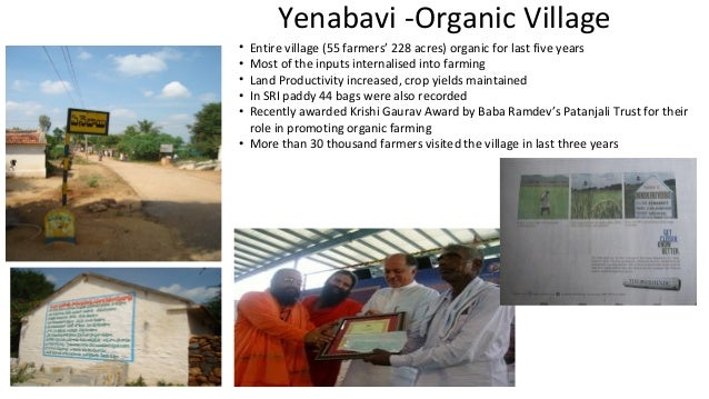 Policy support • Reduce risk in agriculture – Suitable cropping patterns, crops and varieties – Integrated farming – Prote...