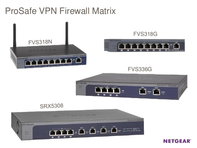 NETGEAR FVS318G VPN FireWall Drivers for Mac