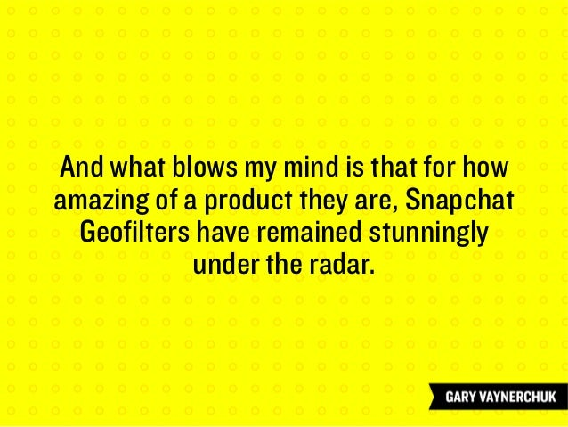 In case you're just getting into Snapchat: Geofilter a design you can overlay onto a photo you take in Snapchat, but are o...