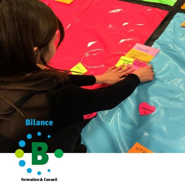 Bilance Formation & Conseil 52-56 route du Champ de Foire 79120 Sepvret www.bilance.fr Beer Bergman b.bergman@bilance.fr +...