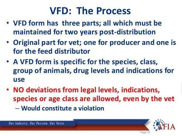 Mr. Gary Huddleston - Biosecurity in Feed Manufacturing / VFD Update:…
