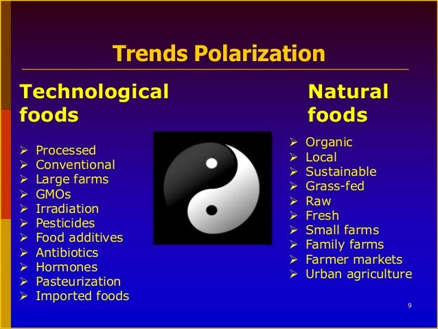 Natural Foods Consumer Trends