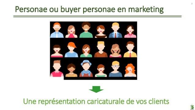 Personae ou buyer personae en marketing 3 Une représentation caricaturale de vos clients