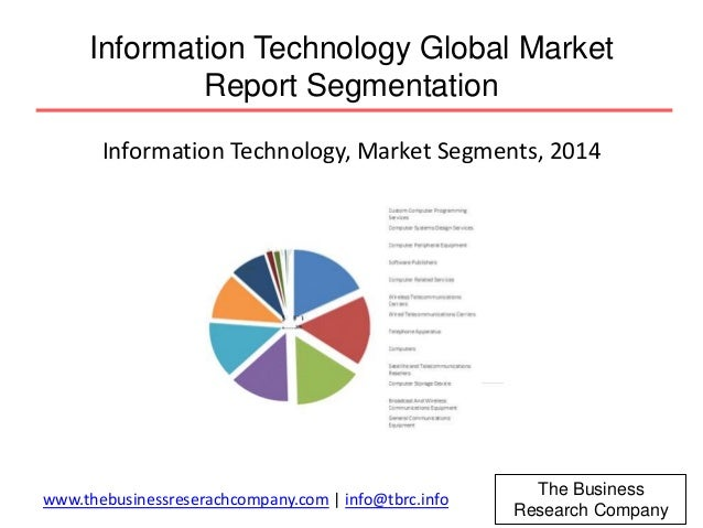 information technology global - photo #1