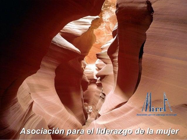 Asociación para el liderazgo de la mujerAsociación para el liderazgo de la mujer Asociación para el Liderazgo de la mujer