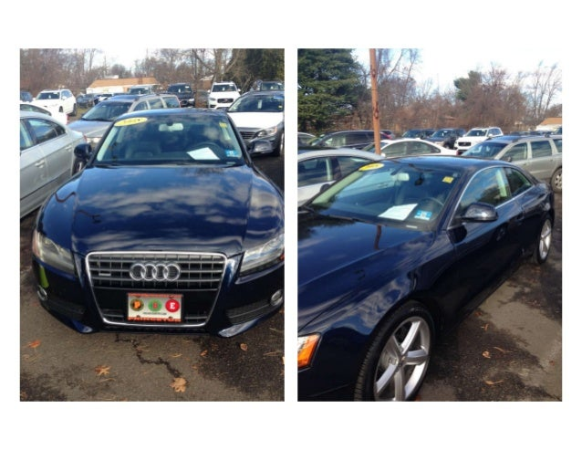 16045A 2008 Audi A5 for sale at Volvo Country of Princeton New Jersey