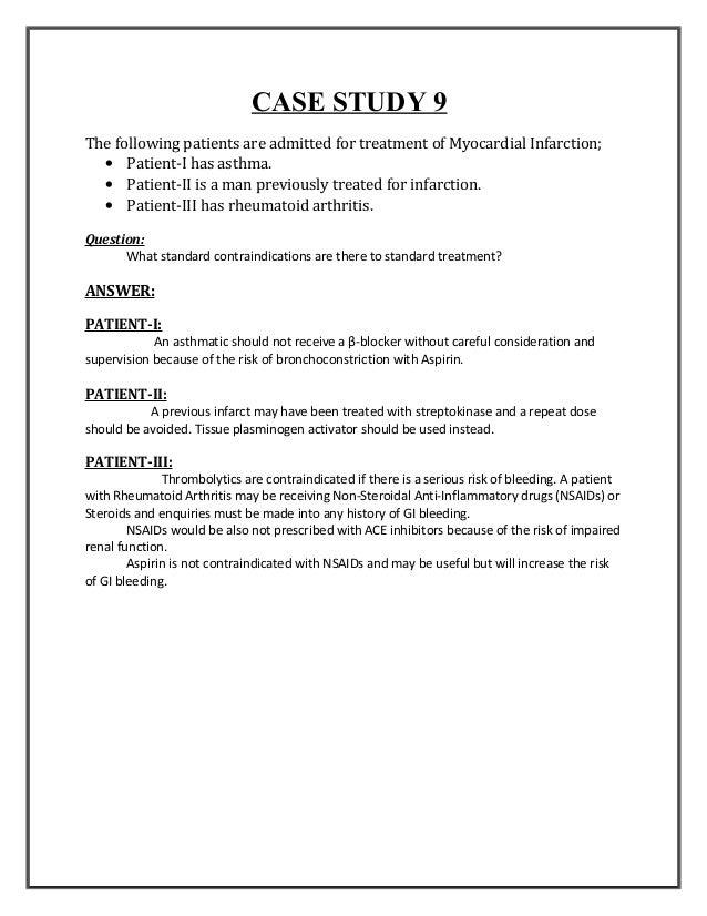 rheumatiod arthritis a case study Rheumatoid arthritis with joint arthroplasty instructions meet the client: terry barnes terry barnes, a find study resources diabetes 1 case study hesi.