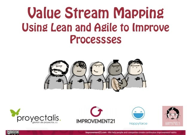 Value Stream Mapping Using Lean and Agile to Improve Processses
