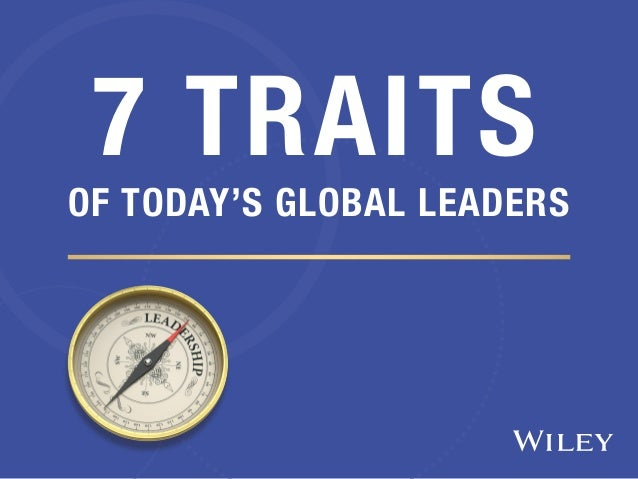 Developing the Global Leader