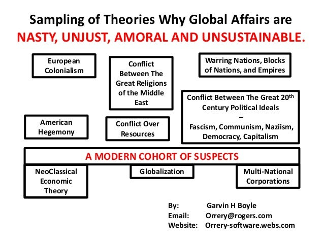 theory of amorality Chapter 1 what is morality ethics: theory and practice 9thedthiroux and krasemannadapted from power points created by: kim waltz northcentral technical colleg.