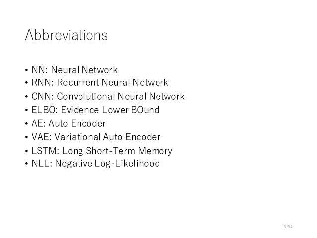 VAE-type Deep Generative Models Slide 3