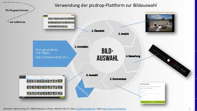 1IBS GmbH | Berliner Ring 137 | 64625 Bensheim | Phone +49 6251 9321-0 | Mail: info@ibs-bensheim.de | Web: http://www.ibs-...