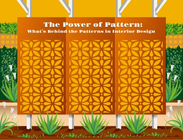 The Power of Pattern: What's Behind the Patterns in Interior Design