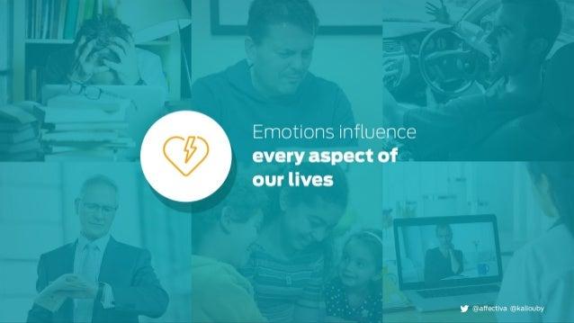 Transforming Digital Experiences with Emotion Sensing and Analytics - DPRS Nashville, 11/16/15 Slide 3