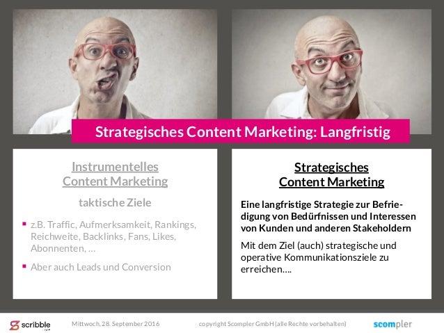 Strategisches Content Marketing Eine langfristige Strategie zur Befrie- digung von Bedürfnissen und Interessen von Kunden ...