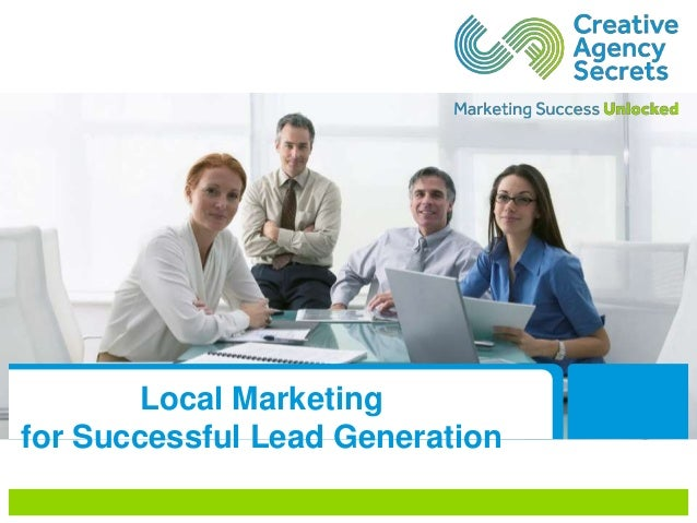 Local Marketing for Successful Lead Generation