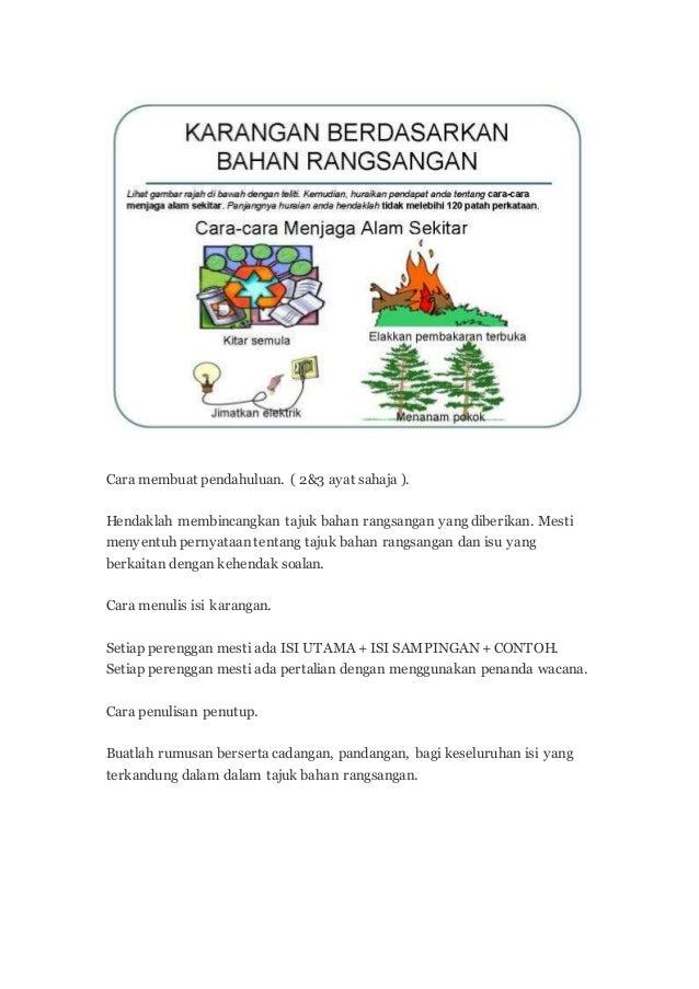 160949607 Cara Cara Menjaga Alam Sekitar