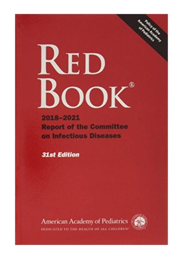 Red Book Pediatrics Pdf