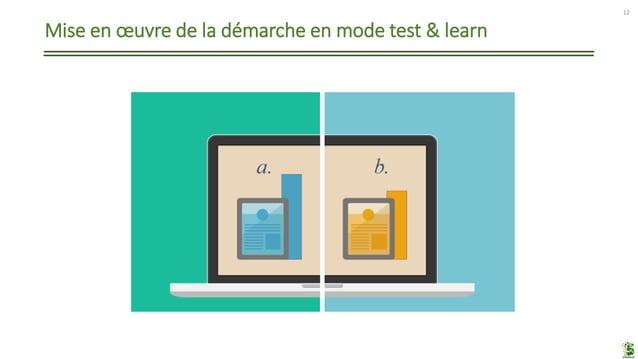 Mise en œuvre de la démarche en mode test & learn 12